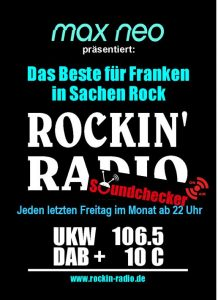RockinRadio Soundchecker